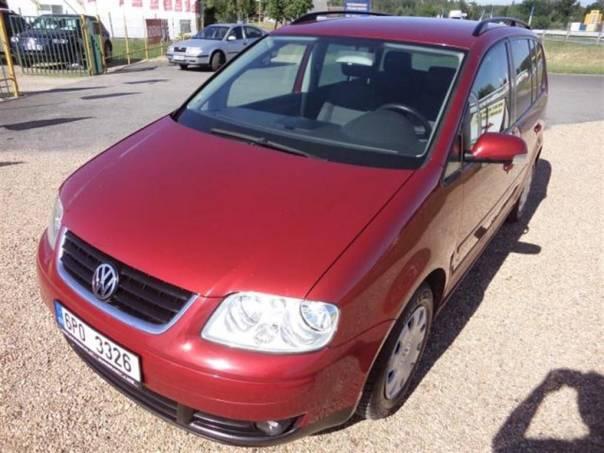 Volkswagen Touran 1.9 TDI, 7 MÍST, SERVISKA, foto 1 Auto – moto , Automobily | spěcháto.cz - bazar, inzerce zdarma
