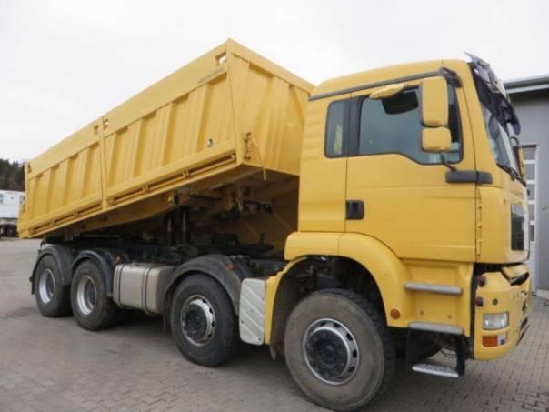MAN  TGA 35.440 8x4 3S EURO 4, foto 1 Užitkové a nákladní vozy, Nad 7,5 t | spěcháto.cz - bazar, inzerce zdarma
