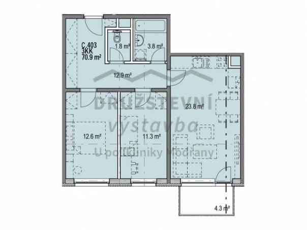 Prodej bytu 3+kk, Praha - Modřany, foto 1 Reality, Byty na prodej | spěcháto.cz - bazar, inzerce