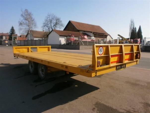 NUNC 100 (ID 9801), foto 1 Užitkové a nákladní vozy, Přívěsy a návěsy | spěcháto.cz - bazar, inzerce zdarma