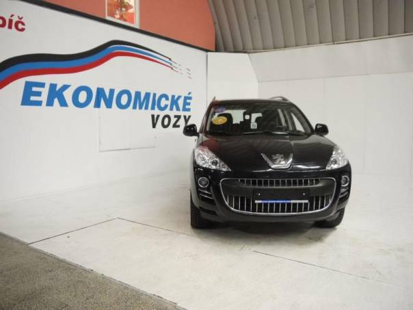 Peugeot 4007 2.2 HDi Executive Pack/7 MÍST/ZÁRUK, foto 1 Auto – moto , Automobily | spěcháto.cz - bazar, inzerce zdarma