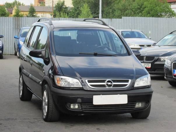 Opel Zafira  2.0 DTi, dig. klimatizace, foto 1 Auto – moto , Automobily | spěcháto.cz - bazar, inzerce zdarma