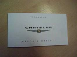 Manuály Chrysler ČR