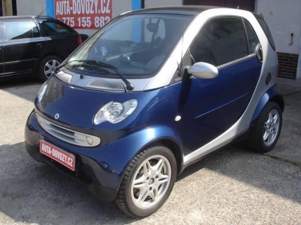 Smart Fortwo 0,7 Turbo Passion, foto 1 Auto – moto , Automobily | spěcháto.cz - bazar, inzerce zdarma