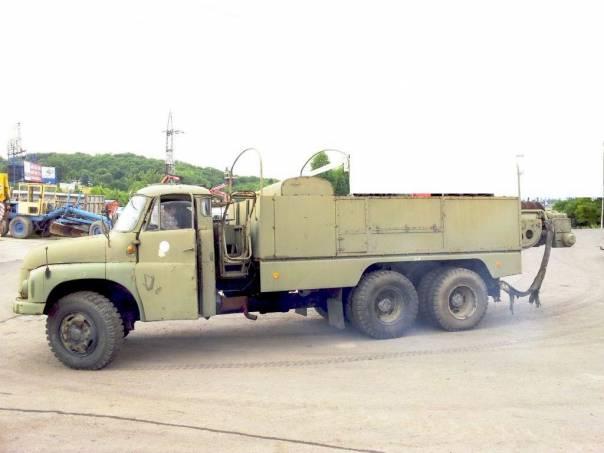 Tatra  138 vrtná bez TP army, foto 1 Užitkové a nákladní vozy, Nad 7,5 t | spěcháto.cz - bazar, inzerce zdarma