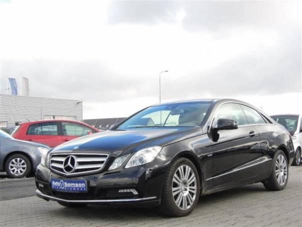 Mercedes-Benz Třída E 250 CDi *Coupe*PANORAMA*, foto 1 Auto – moto , Automobily | spěcháto.cz - bazar, inzerce zdarma