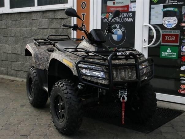 Arctic Cat 700 700 H1 EFI 4x4 EPS CAMO, foto 1 Auto – moto , Motocykly a čtyřkolky | spěcháto.cz - bazar, inzerce zdarma
