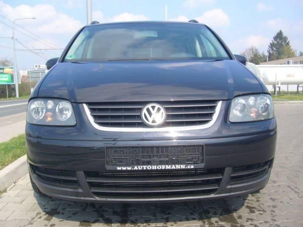 Volkswagen Touran 1.9 TDI Trend, foto 1 Auto – moto , Automobily | spěcháto.cz - bazar, inzerce zdarma