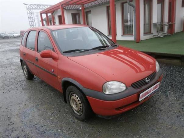 Opel Corsa 1,0 i,klima,servis, posil.říze, foto 1 Auto – moto , Automobily | spěcháto.cz - bazar, inzerce zdarma