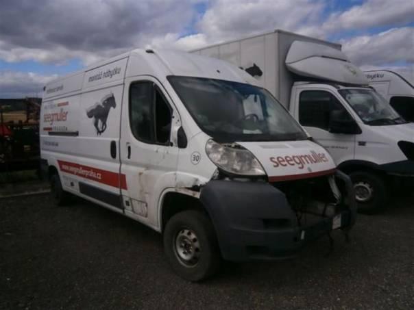 Peugeot Boxer 4 L2H2, foto 1 Užitkové a nákladní vozy, Do 7,5 t | spěcháto.cz - bazar, inzerce zdarma