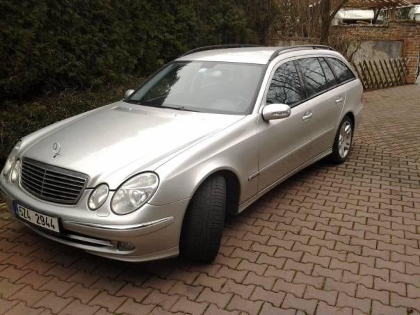 Mercedes-Benz Třída E E 320 CDI AVANTGARDE, foto 1 Auto – moto , Automobily | spěcháto.cz - bazar, inzerce zdarma