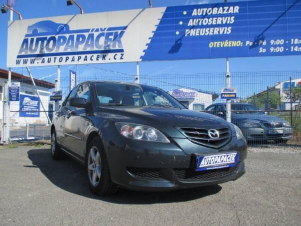 Mazda 3 1.6 MCD ČR Klima, foto 1 Auto – moto , Automobily | spěcháto.cz - bazar, inzerce zdarma