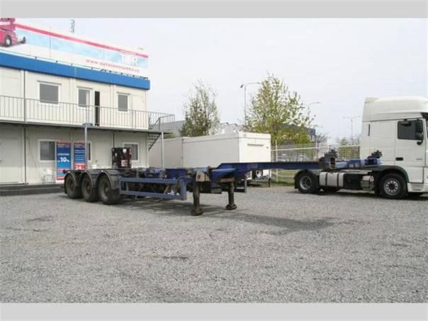 ASKO 45 NKU roztahovací, foto 1 Užitkové a nákladní vozy, Přívěsy a návěsy | spěcháto.cz - bazar, inzerce zdarma