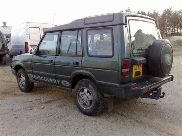 Land Rover Discovery 300tdi - rozprodám náhradní díly, foto 1 Auto – moto , Náhradní díly a příslušenství | spěcháto.cz - bazar, inzerce zdarma