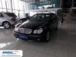 Mercedes-Benz Třída C 2,2 CDI C200 CDI automat