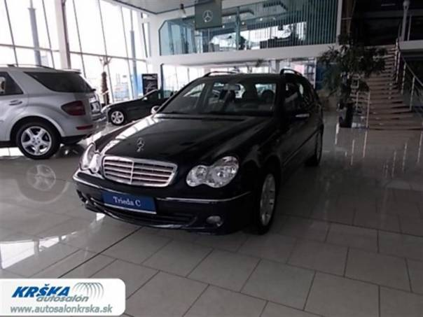 Mercedes-Benz Třída C 2,2 CDI C200 CDI automat, foto 1 Auto – moto , Automobily | spěcháto.cz - bazar, inzerce zdarma
