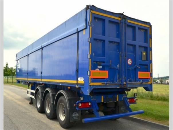 Bodex KIS 3WA Sklápěčka 53 cbm, foto 1 Užitkové a nákladní vozy, Přívěsy a návěsy | spěcháto.cz - bazar, inzerce zdarma