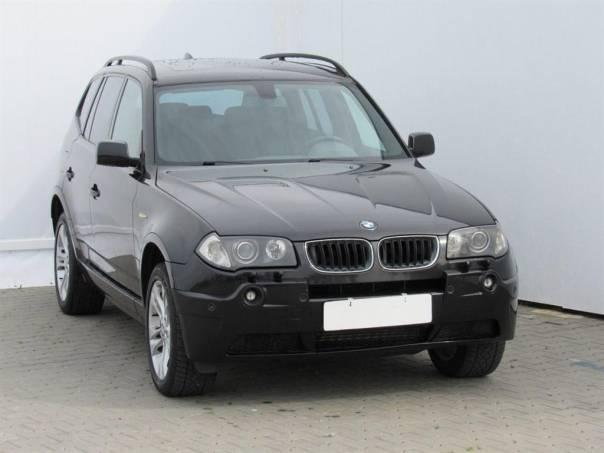 BMW X3  3.0 dA, xenony,šíbr, foto 1 Auto – moto , Automobily | spěcháto.cz - bazar, inzerce zdarma