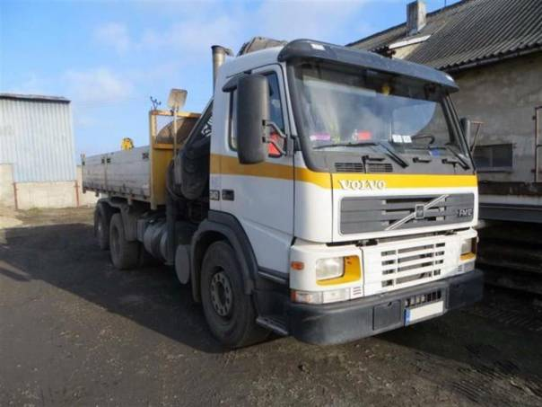 FM12 340 s HR HIAB 145-3, foto 1 Užitkové a nákladní vozy, Nad 7,5 t | spěcháto.cz - bazar, inzerce zdarma