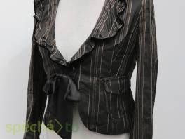 Dizajnérské sako Sophia Pigozzi, vel.44 , Dámské oděvy, Bundy, kabáty  | spěcháto.cz - bazar, inzerce zdarma