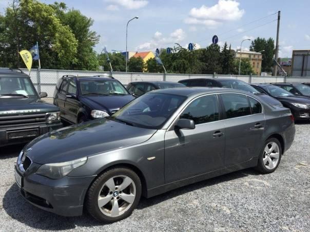 BMW Řada 5 530d Sport Paket, foto 1 Auto – moto , Automobily | spěcháto.cz - bazar, inzerce zdarma