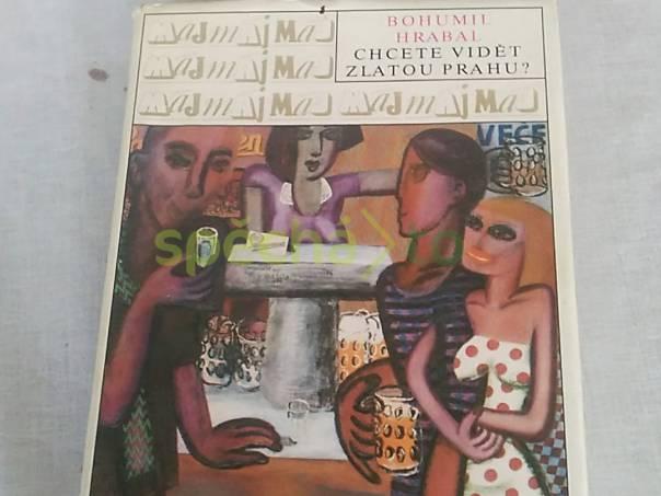 Chcete vidět zlatou Prahu ?, foto 1 Hobby, volný čas, Knihy | spěcháto.cz - bazar, inzerce zdarma