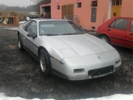 Pontiac Fiero Prodám Fiero Indy v pěkném stavu, druhý majitel, N