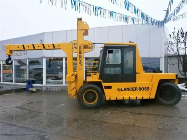 Boss Lancer Boss 14 tun, foto 1 Pracovní a zemědělské stroje, Vysokozdvižné vozíky | spěcháto.cz - bazar, inzerce zdarma