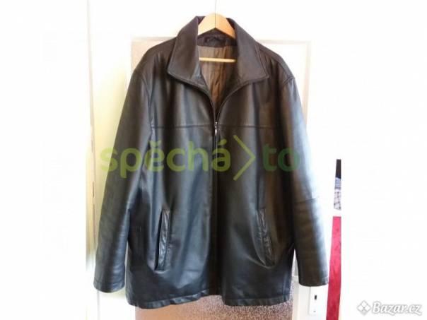 Prodám pánskou koženou bundu XXL, foto 1 Pánské oděvy, Bundy, saka, kabáty | spěcháto.cz - bazar, inzerce zdarma