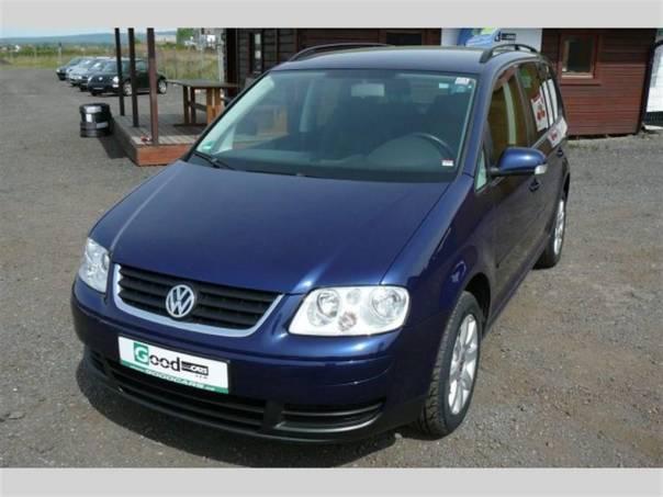 Volkswagen Touran 1,6 FSI DSG Goal serviska, foto 1 Auto – moto , Automobily | spěcháto.cz - bazar, inzerce zdarma