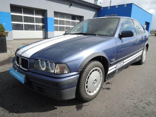 BMW Řada 3 316 i automat benzin - ethanol, foto 1 Auto – moto , Automobily | spěcháto.cz - bazar, inzerce zdarma