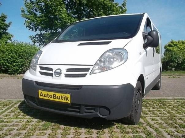 Nissan Primastar 2.0 6 Míst, foto 1 Užitkové a nákladní vozy, Do 7,5 t | spěcháto.cz - bazar, inzerce zdarma
