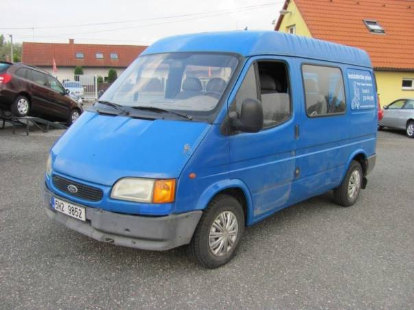 Ford Transit 2.5 D 100L, foto 1 Auto – moto , Automobily   spěcháto.cz - bazar, inzerce zdarma