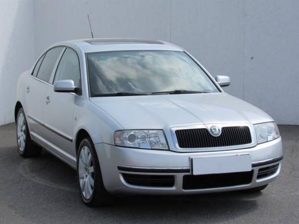 Škoda Superb  2.8 V6, Serv.niha,ČR, xenon, foto 1 Auto – moto , Automobily | spěcháto.cz - bazar, inzerce zdarma