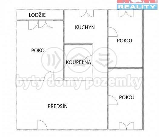 Prodej bytu 3+1, Otrokovice, foto 1 Reality, Byty na prodej | spěcháto.cz - bazar, inzerce