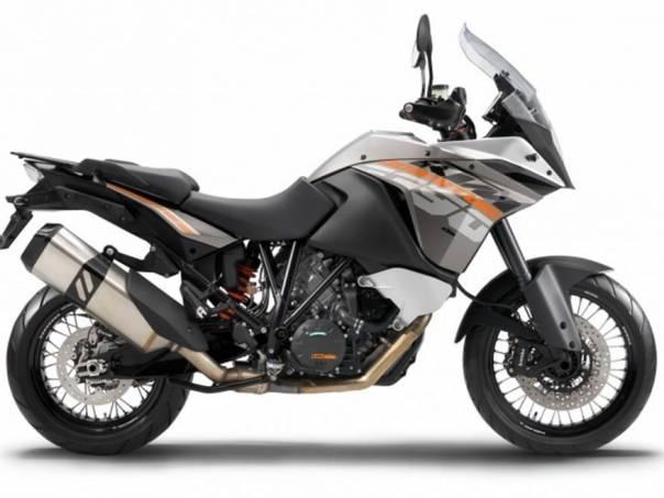 KTM  1190 Adventure Grey, foto 1 Auto – moto , Motocykly a čtyřkolky | spěcháto.cz - bazar, inzerce zdarma