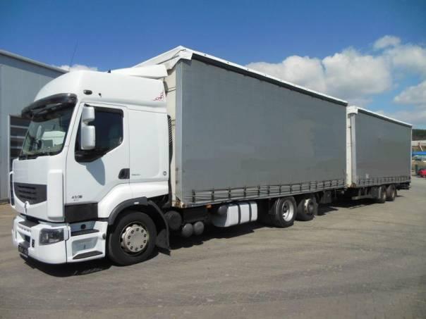 Renault Premium DXI 450.25 SOUPRAVA 120m3, foto 1 Užitkové a nákladní vozy, Nad 7,5 t | spěcháto.cz - bazar, inzerce zdarma