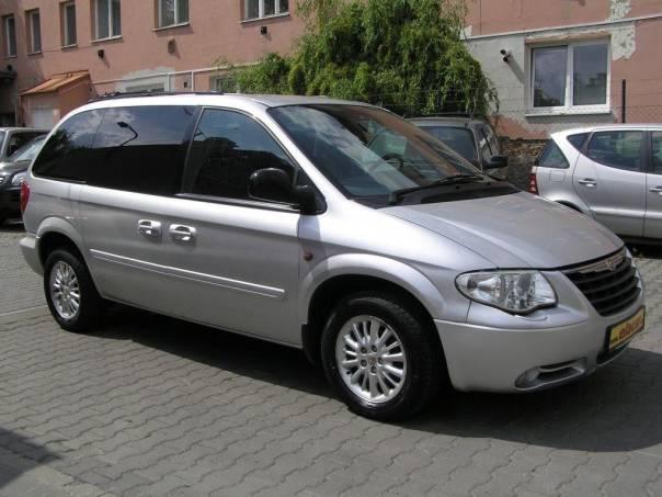Chrysler Voyager 2.8 CRD LX, Záruka, Serviska, foto 1 Auto – moto , Automobily | spěcháto.cz - bazar, inzerce zdarma