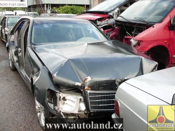 Mercedes-Benz Třída S 3,2, foto 1 Náhradní díly a příslušenství, Ostatní | spěcháto.cz - bazar, inzerce zdarma