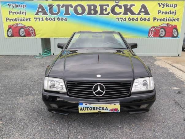Mercedes-Benz Třída SL 500, 235kW EKO zaplacen, foto 1 Auto – moto , Automobily | spěcháto.cz - bazar, inzerce zdarma