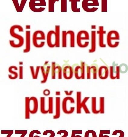 Půjčka ihned bez registru - 776235052, foto 1 Obchod a služby, Finanční služby | spěcháto.cz - bazar, inzerce zdarma
