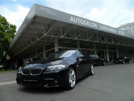 BMW Řada 5 535d xDrive M-PAKET 1.MAJ