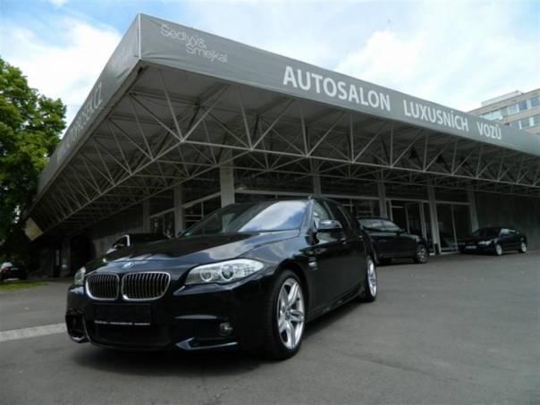 BMW Řada 5 535d xDrive M-PAKET 1.MAJ, foto 1 Auto – moto , Automobily | spěcháto.cz - bazar, inzerce zdarma