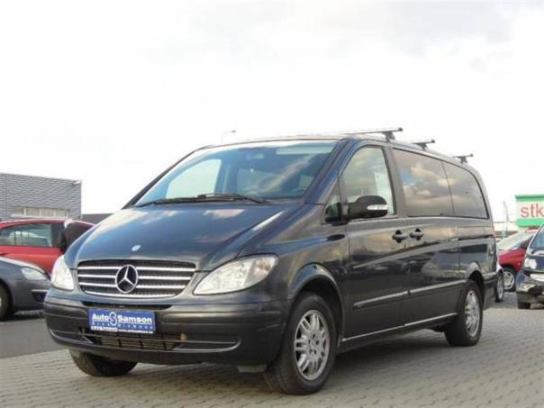 Mercedes-Benz Viano 2.2 CDi GPS navi *ASR*, foto 1 Auto – moto , Automobily | spěcháto.cz - bazar, inzerce zdarma