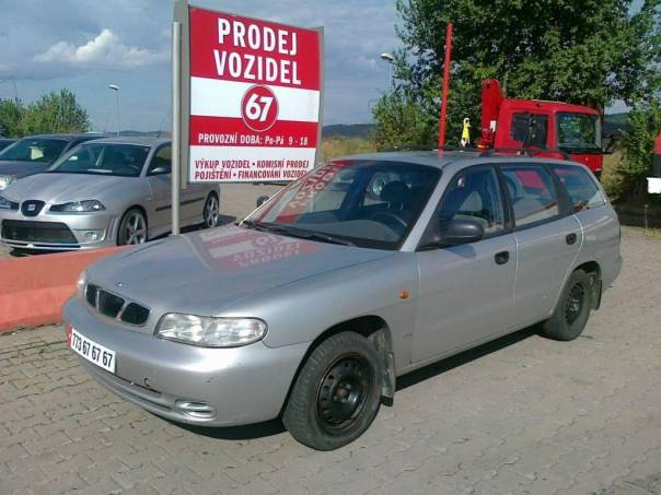Daewoo Nubira 1.6 SX klima, foto 1 Auto – moto , Automobily | spěcháto.cz - bazar, inzerce zdarma
