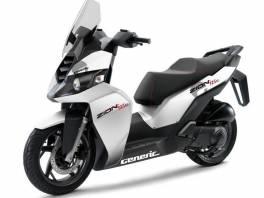 Generic Zion 125 ccm nový skútr , Auto – moto , Motocykly a čtyřkolky  | spěcháto.cz - bazar, inzerce zdarma