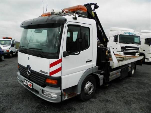 ATEGO 818 ODTAH. SPEC.+RAMENO, foto 1 Užitkové a nákladní vozy, Nad 7,5 t | spěcháto.cz - bazar, inzerce zdarma