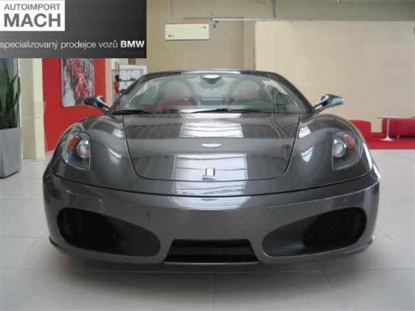 Ferrari  4,3 Spider - NOVÝ VŮZ, foto 1 Auto – moto , Automobily | spěcháto.cz - bazar, inzerce zdarma