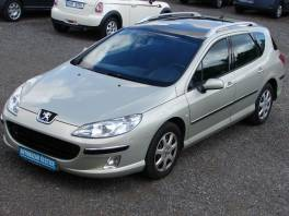 Peugeot 407 2.0 16V ST Confort , Auto – moto , Automobily  | spěcháto.cz - bazar, inzerce zdarma