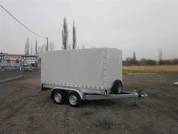 ZV 31 B2 ALU 3,01/1,55/1,53-2, foto 1 Užitkové a nákladní vozy, Přívěsy a návěsy | spěcháto.cz - bazar, inzerce zdarma